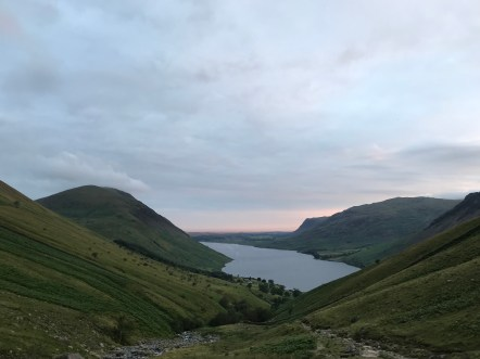 View of Wast Water