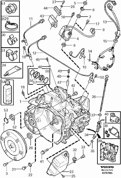 2001 Volvo S60 Pcv Valve Location, 2001, Free Engine Image