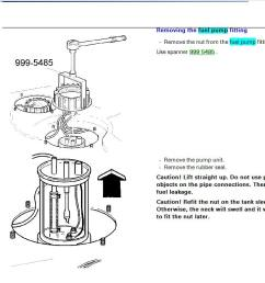 how to remove volvo fuel pump matthews volvo site volvo tail light wiring diagram volvo fuel [ 1024 x 768 Pixel ]