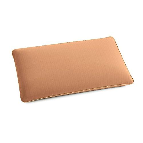 purchase serta copperrest gel memory foam pillow up to 77 off