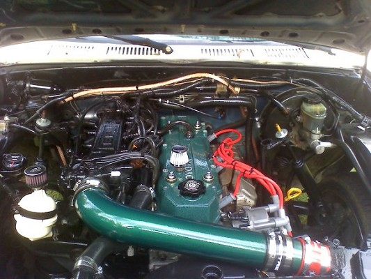 93 Toyota Pickup Engine Wiring Diagram