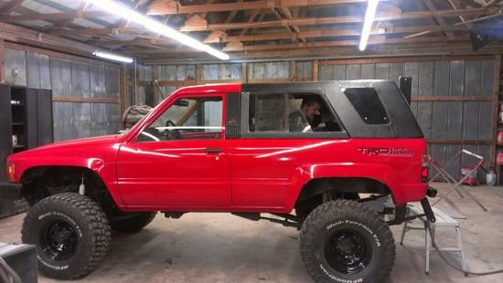 1985 Toyota 4runner 2  100539752  Custom Off Road