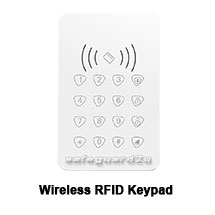 LCD WIRELESS RFID GSM AUTODIAL HOME HOUSE OFFICE SECURITY
