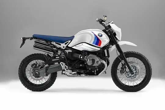 BMW's new air-cooled GS