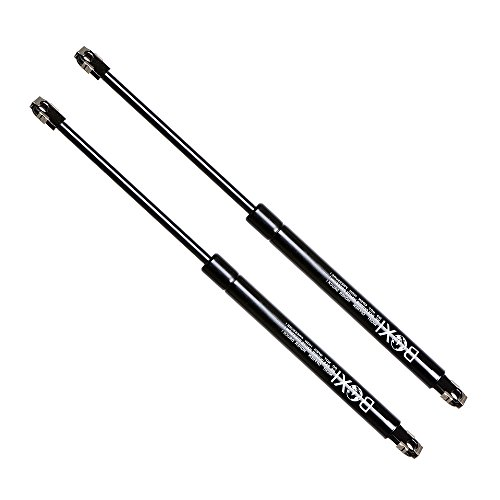 Boxi 2pcs Front Hood Lift Supports Struts for Bmw 1992