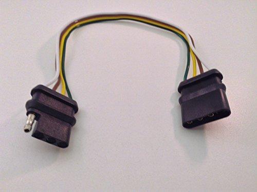Marine Suppliesanderson Boat Trailer Wiring Harness Adapter 7 To 5 Way