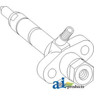 Ai Products Fuel Injector Replacement for Ford New Holland