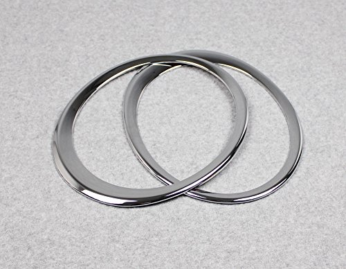 Genericfit for Subaru Outback 2015 2016 2017 Chrome Front