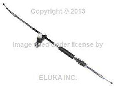 Bmw Genuine Parking Brake Cable for 745i 750i 760i Alpina