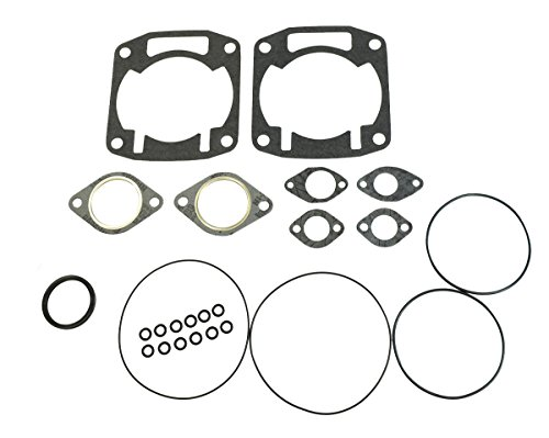 Spi 09-710189 Snowmobile Top End Gasket Kit Arctic Cat 550