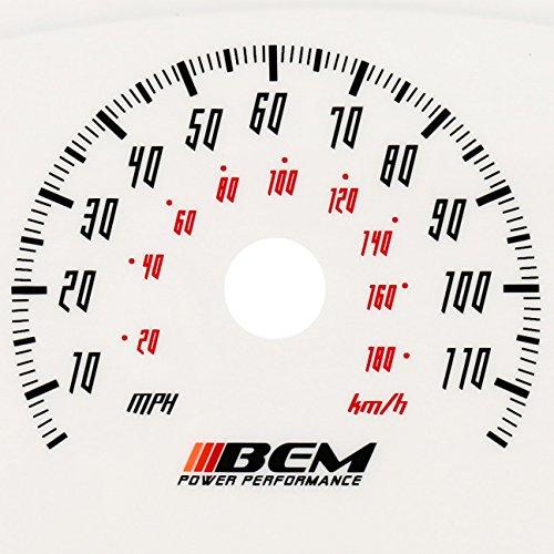 Chevy Cavalier Indiglo Glow Gauge Face Tachometer Dash