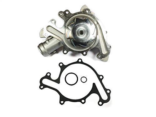 Oaw F1970 Engine Water Pump for 04-07 Ford Freestar V6 3