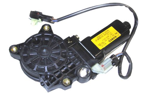 2001 Kia Sportage Power Window Motor And Regulator Assembly Front