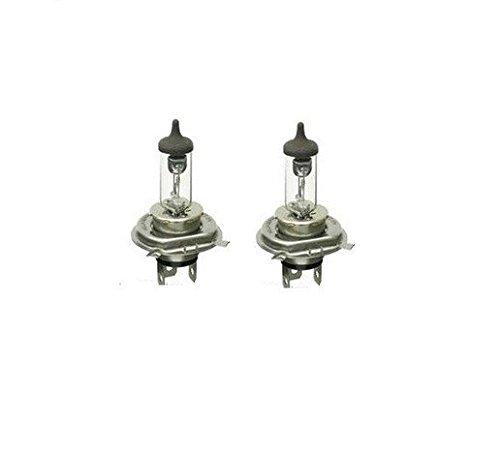 Mercedes Headlamp Bulb Set X2 Hella Halogen H4