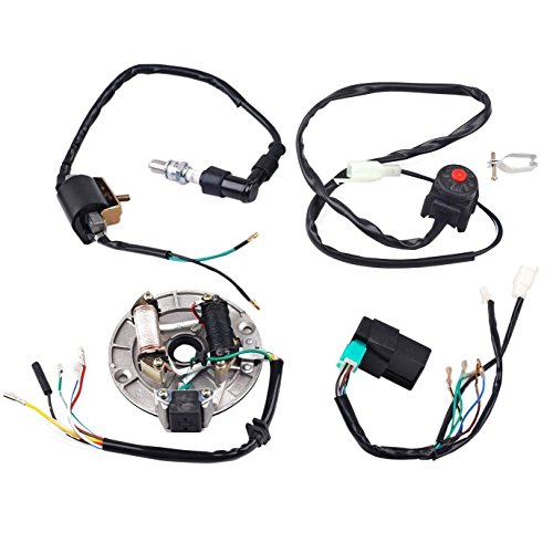 Zxtdr Wire Harness Cdi Ignition Coil Spark Plug Kill