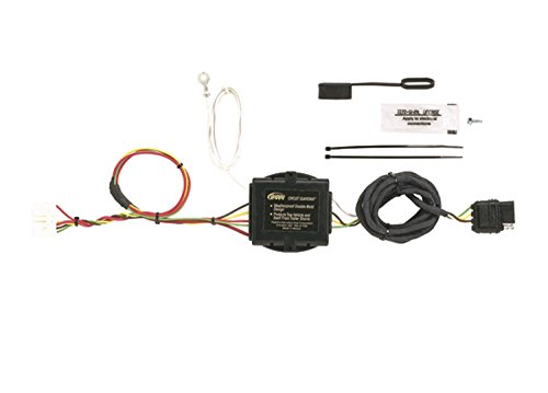 Hopkins 43275 Plug-in Simple Vehicle to Trailer Wiring Kit