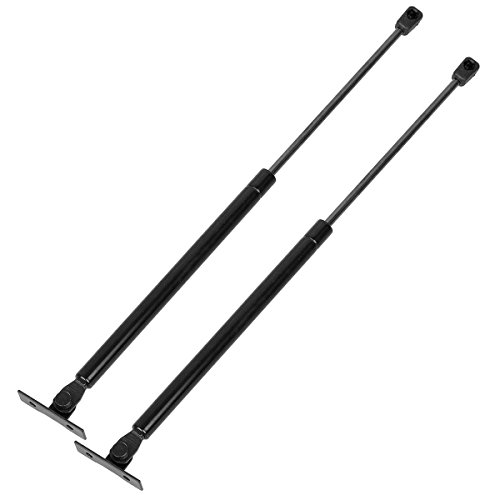 Maxpow Qty 2 Front Hood Gas Charged Lift Support Struts