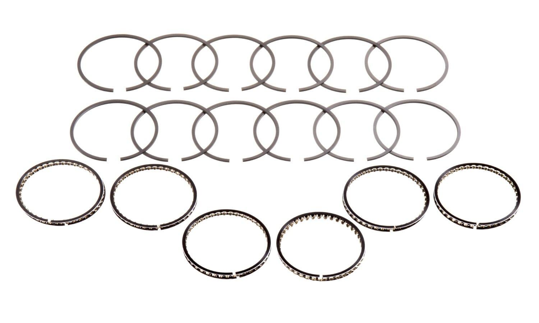 Hastings 4458 6-Cylinder Piston Ring Set