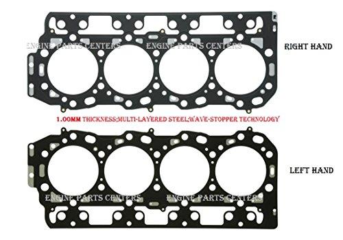 Set of (2) GMC Chevy Duramax 6.6L Cylinder Head Gasket 1