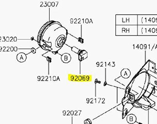 Kawasaki Mule 4010 Tune Up Kit 09-10