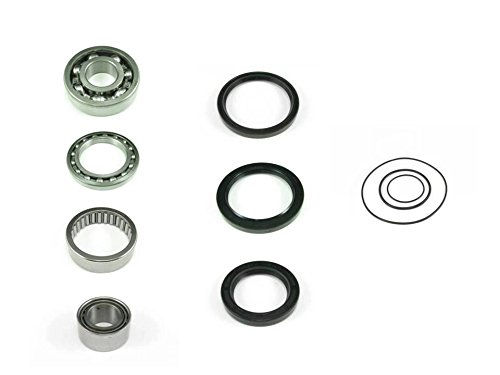 Rear Differential Bearing Rebuild Kit Yamaha Yfm 250 350