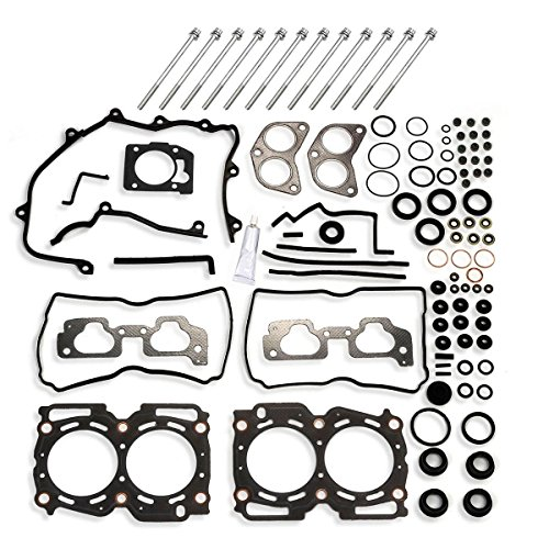 Head Gasket Bolts Set Hs26170pt-1 for 1999003 Subaruester