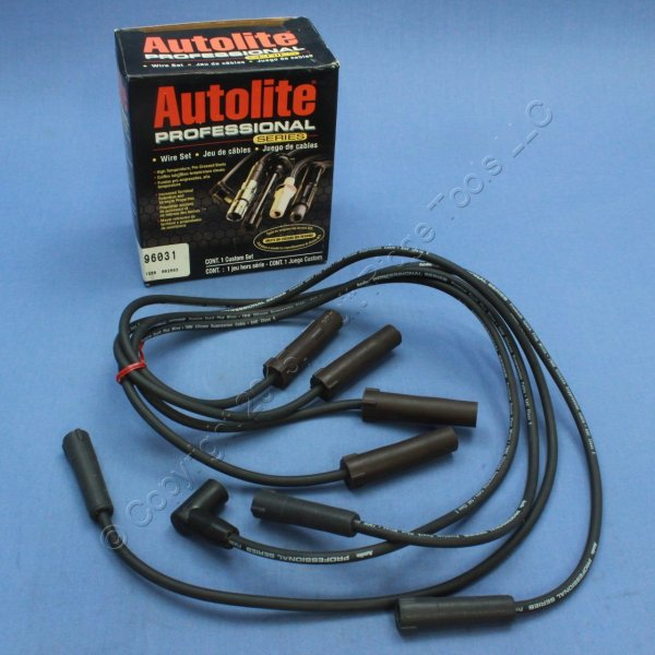 Autolite 96031 Spark Plug Wire Set