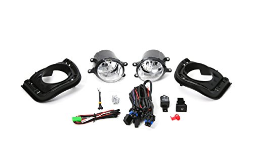 Ijdmtoy Complete Set 15w High Power Cree Xb-d Fog Lights