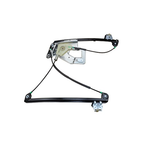A-premium Power Window Regulator Without Motor for Bmw E39