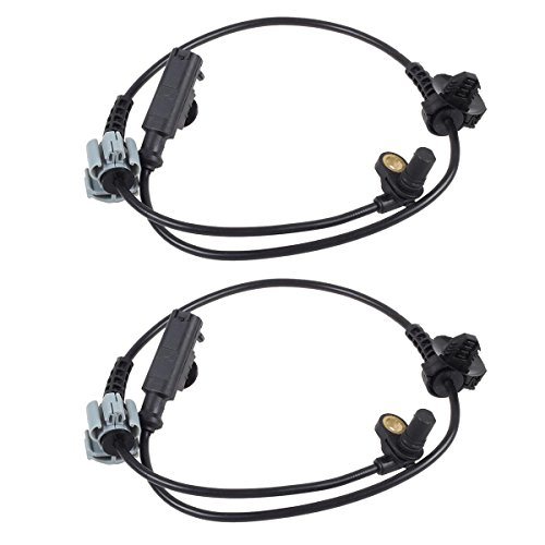 Autex 2pcs Abs Wheel Speed Sensor Front Left Right Als1465