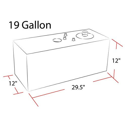 19-Gallon Top Feed Fuel Cell+12