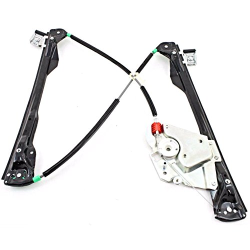 92-15 Fd E-series Manual Window Regulator Front Left Driver