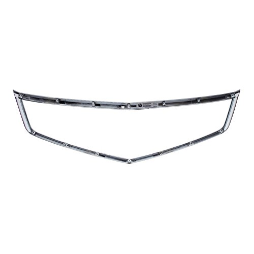 2004 2005 Acura Tsx Grille with Oem Emblem Chrome Molding