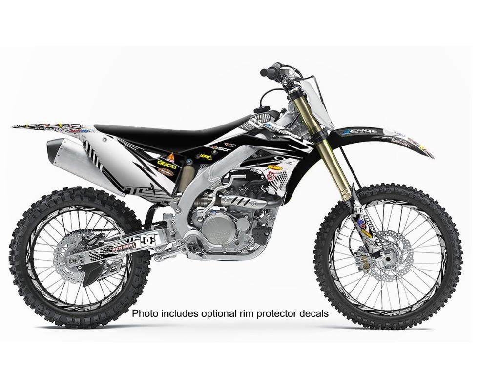 Senge Graphics 1999-2002 Kawasaki KX 125/250 (2-STROKE