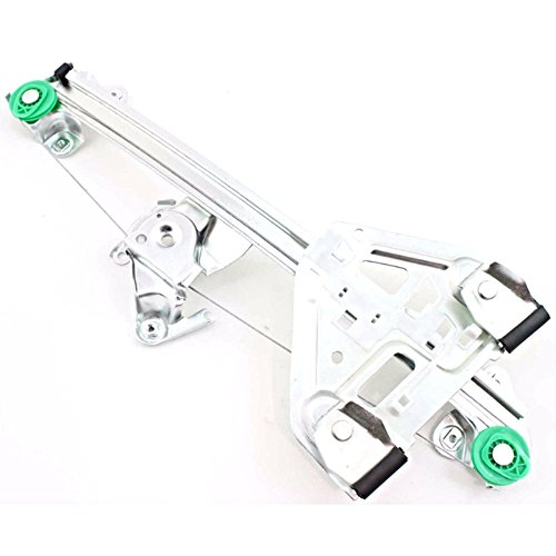 03-07 Cadillac CTS Power Window Regulator Without Motor