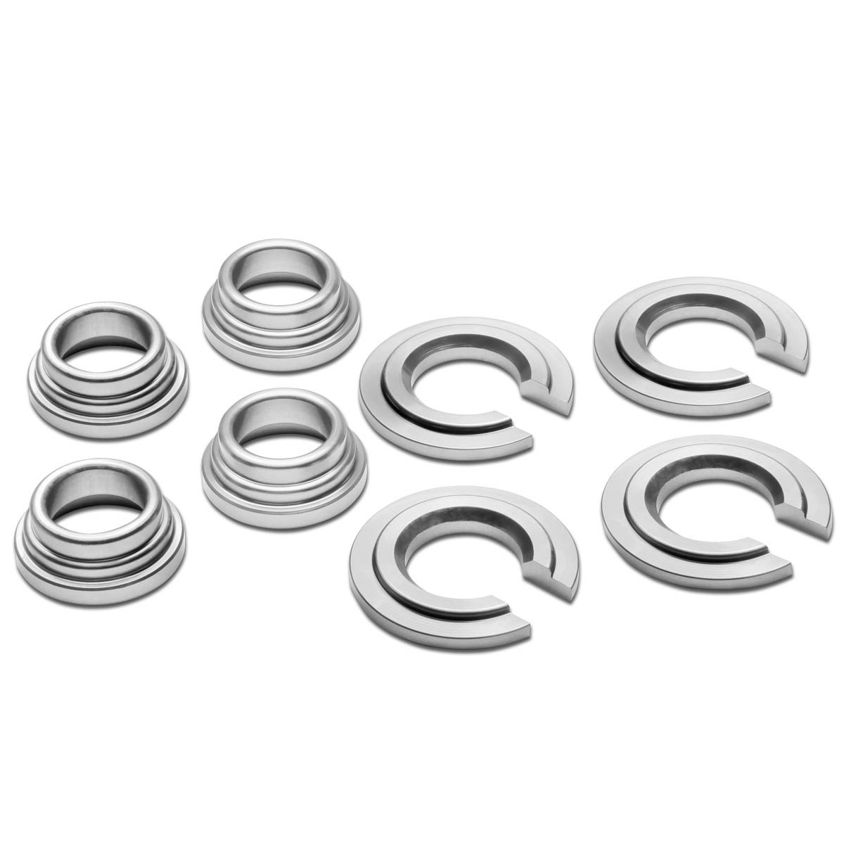 Dna Motoring Subf Bs 240sx Sl Subframe Tie Bar Collar Spacers