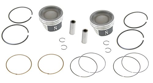 Namura, NA-50080-B, 2 Size B Piston Kits Polaris Sportsman