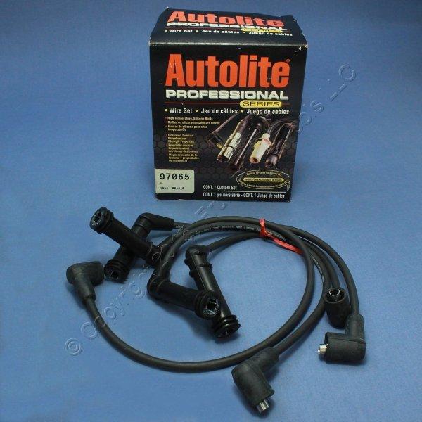 Autolite 97065 Spark Plug Wire Set