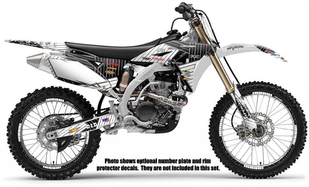 Senge Graphics 1998-2002 Yamaha YZ 250F/400F/426F (4