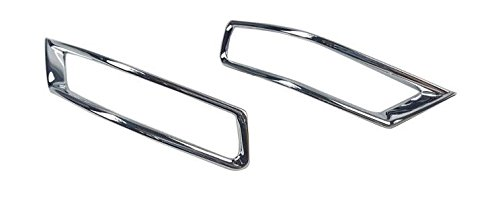 Generic Fit for Nissan 2017 New Rogue X-trail Chrome Rear