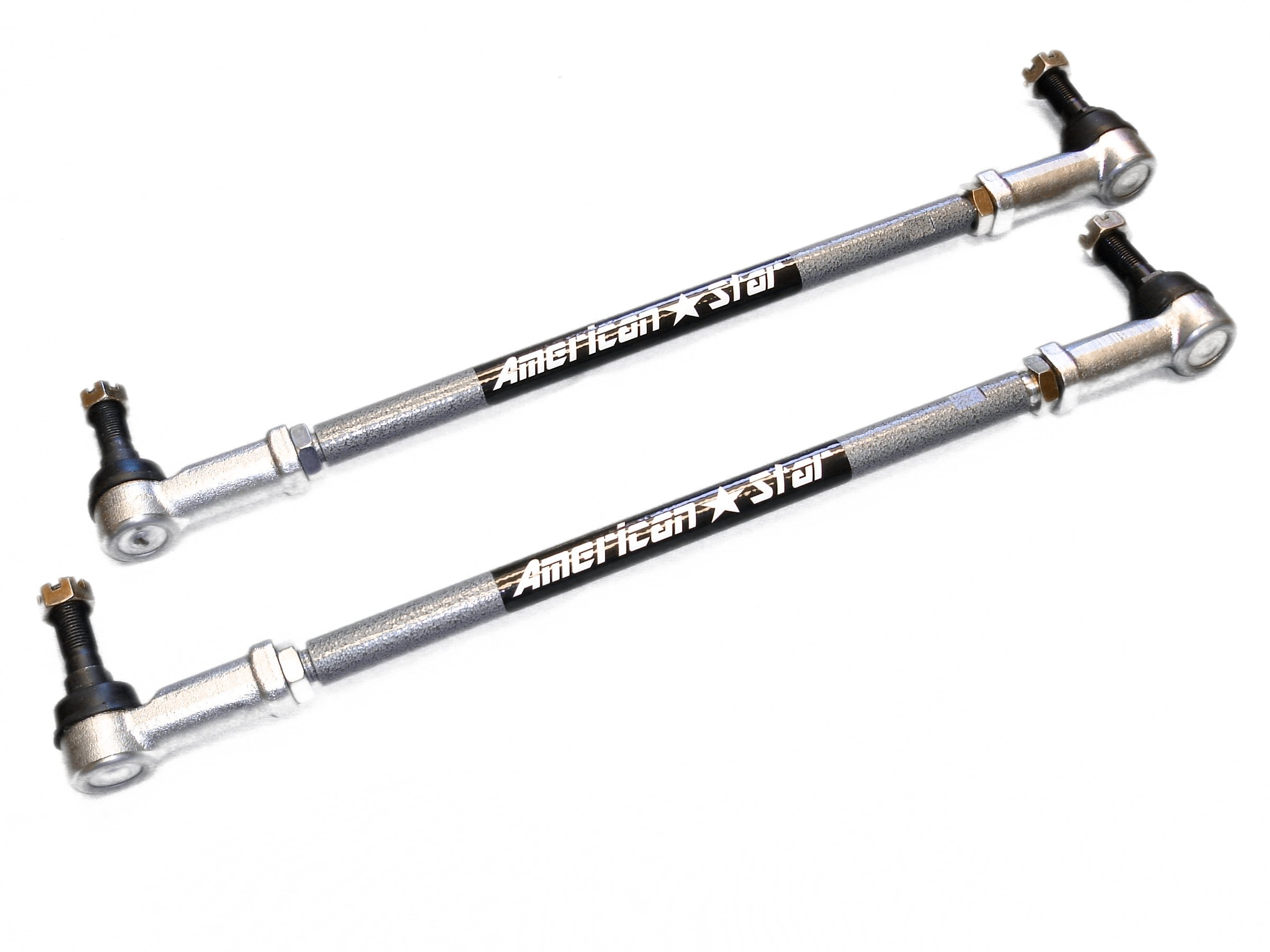 American Star Chromoly Steel Atv Tie Rod Upgrade Kit For Honda Rincon 650 680 03 1 See