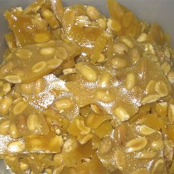 peanut brittle recipe, peanut brittle
