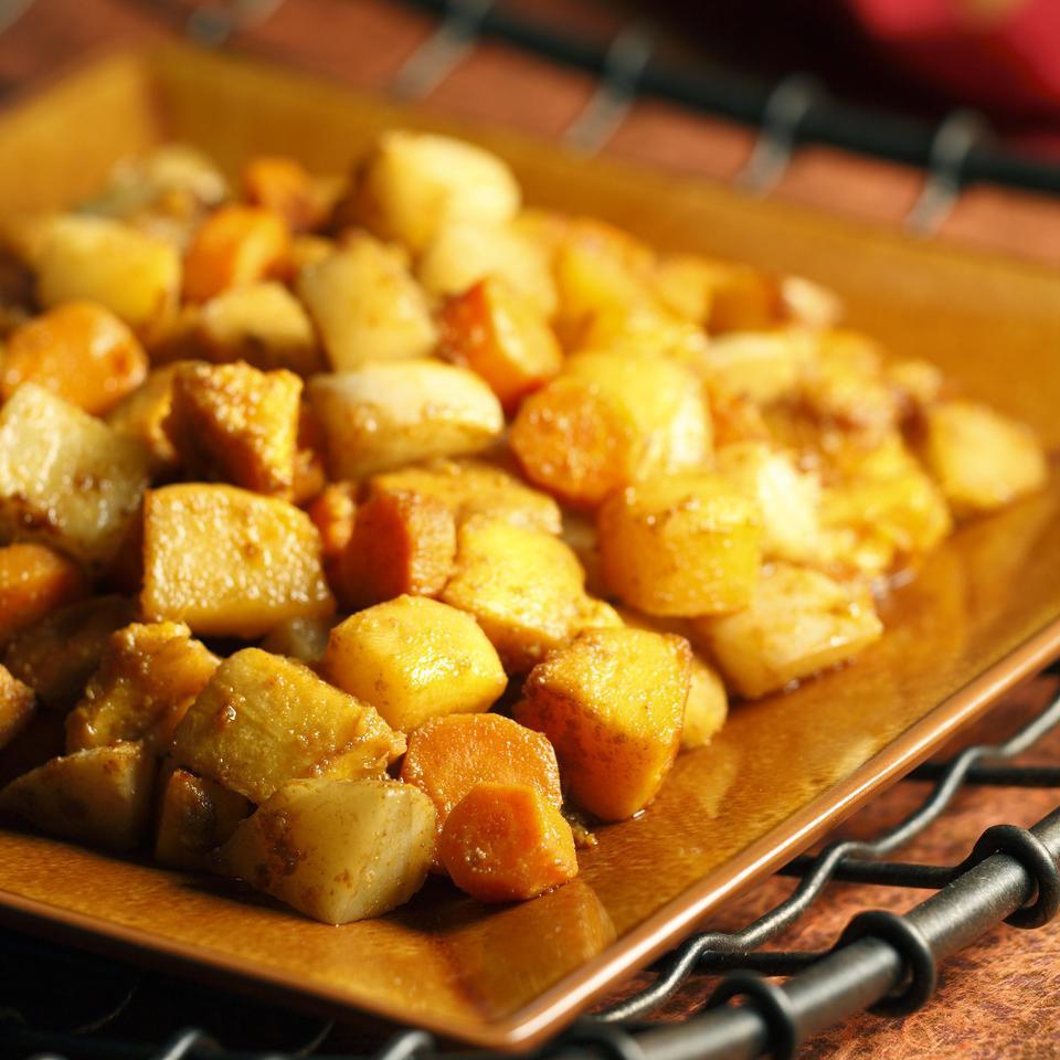healthy fall entertaining comfort food