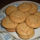 Peanut Butter Cookies IV Recipe