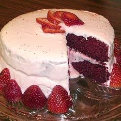 Red Velvet Cake I Recipe