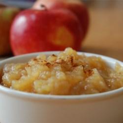 Sarah's Applesauce Recipe