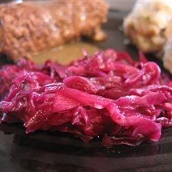 Grandma Jeanette's Amazing German Red Cabbage Recipe