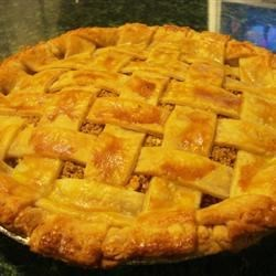 Mock Apple Pie