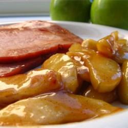 Sauteed Apples Recipe