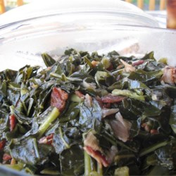 Kickin' Collard Greens Recipe